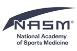 NASM UK Certified Personal Trainer logo